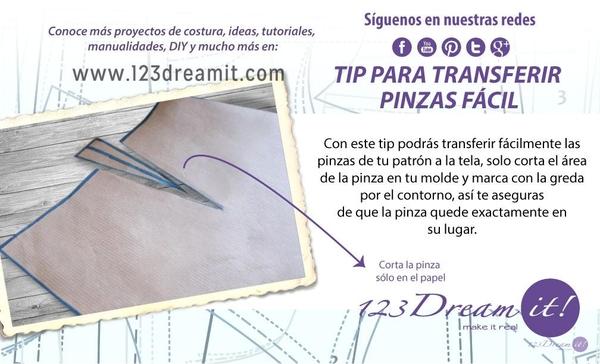 Tip para transferir pinzas