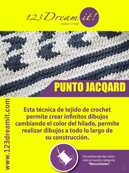 Punto Jacqard