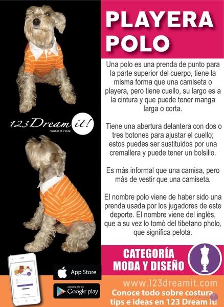 Playera Polo