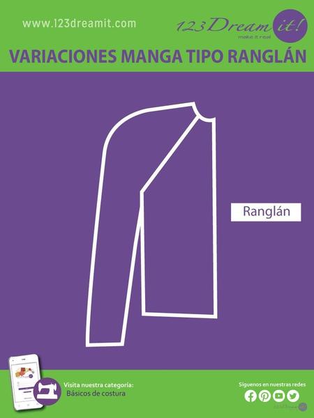 Variaciones de manga ranglán