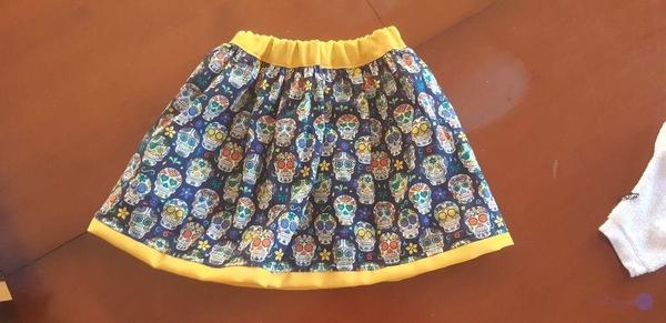 mi primera falda. que les parece?