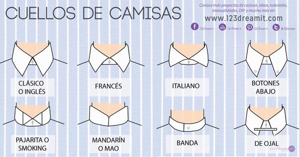 Cuellos de Camisas