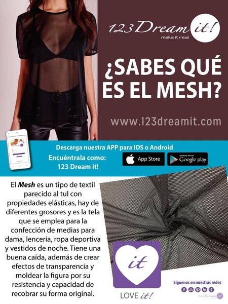 ¿Sabes qué es el mesh?