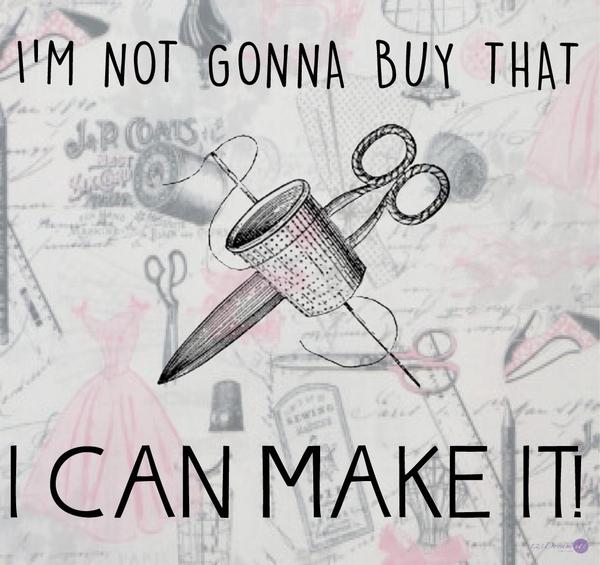 ¡Para qué comprar algo si lo podemos hacer!