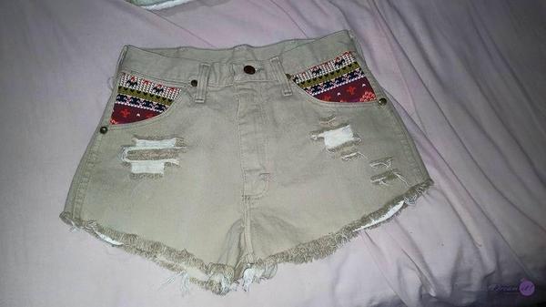 transformo mis jeans en hermosos shorts