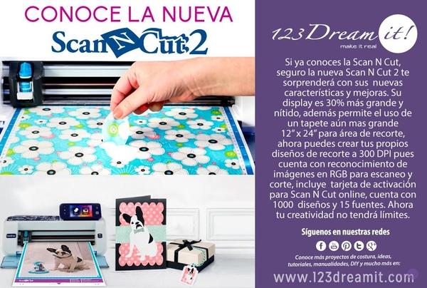 Scan N Cut 2
